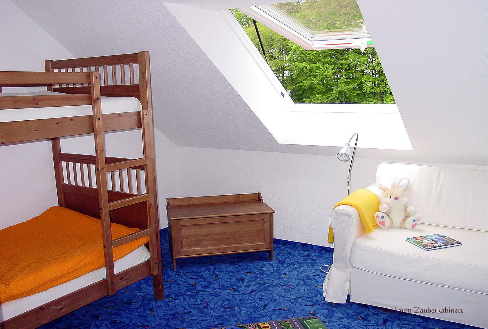 Appartement Waldblick Kinder