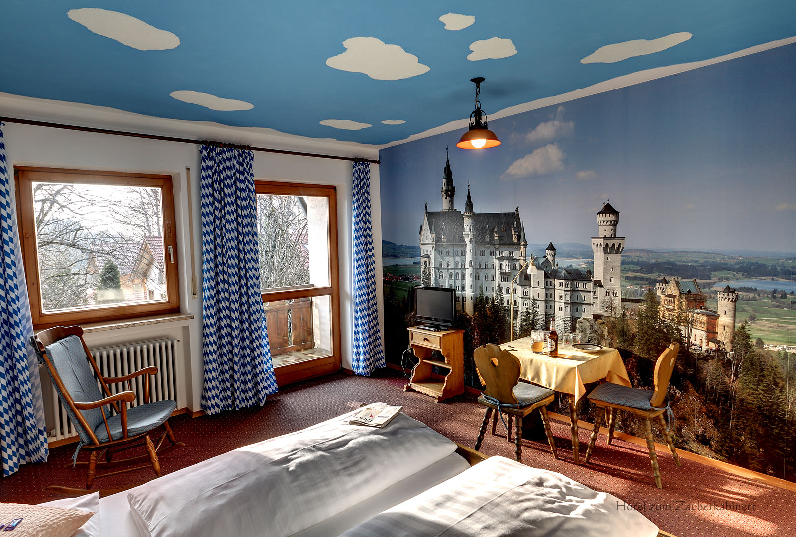 Zimmer Bezauberndes Bayern