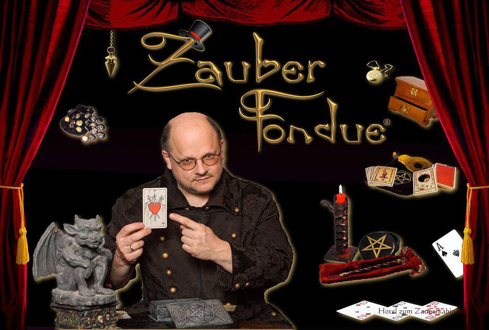 Alexander Römer Geschichten beim Zauber-Fondue