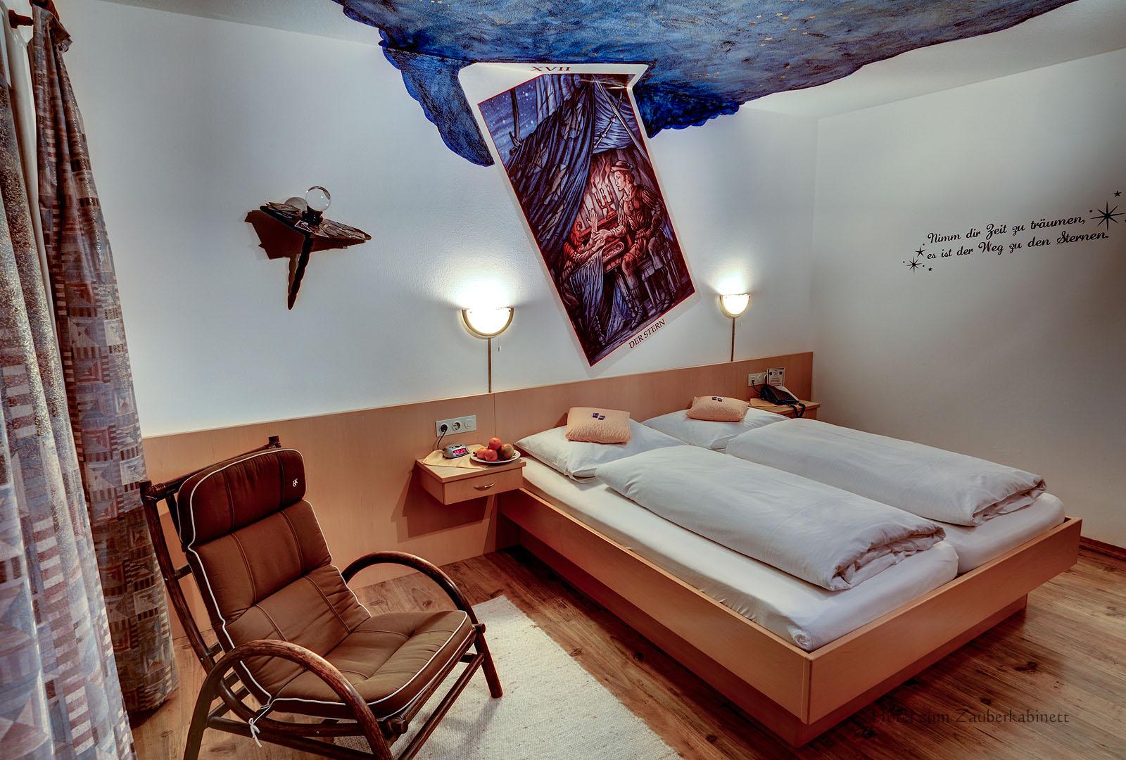 Zimmer Der Magier